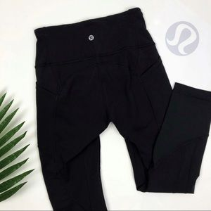 Lululemon Black All The Right Places Crop II 4